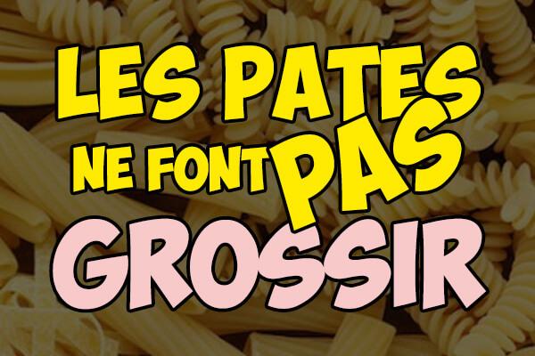 Regime et pates : Les plus gros mangeurs de pâtes sont les Européens les plus minces(ou presque) !