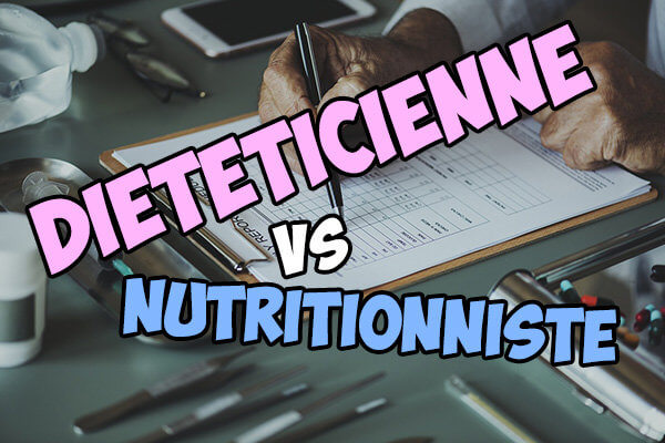 difference dieteticien nutritionniste