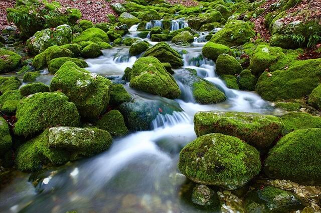 une eau mineral definition
