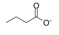 la molécule de butyrate anti inflammatoire