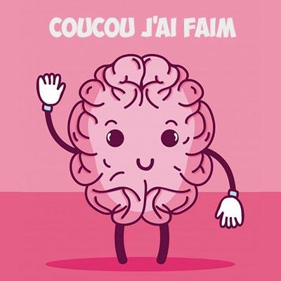 les corps cétoniques sont un carburant du cerveau