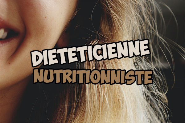 dieteticienne nutritionniste
